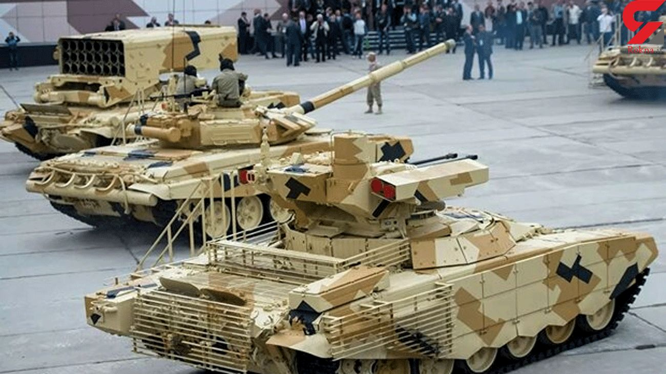 Iran counts on purchasing arms from Russia