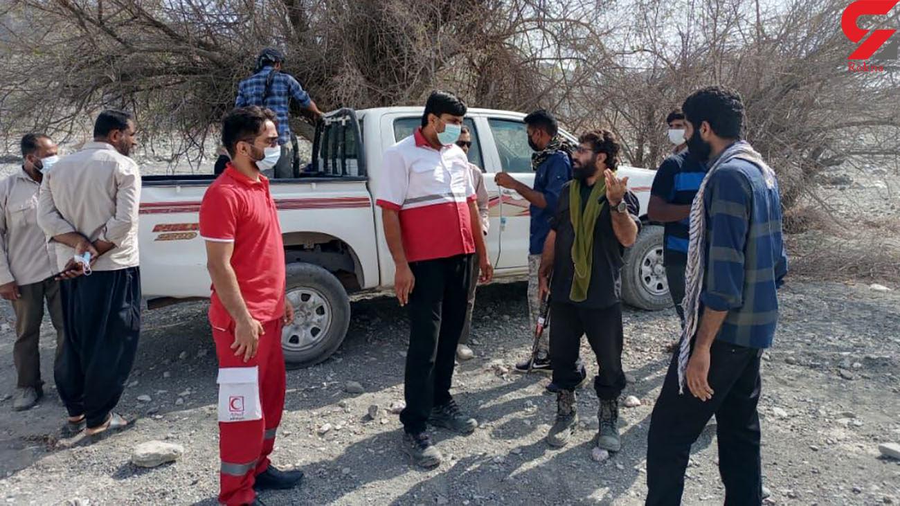 6 گمشده در منوجان پس از 9 ساعت نجات یافتند