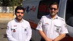 این دو مرد امروز بالای سر زن زائو تهرانی رفتند و بچه اش را به دنیا آوردند ! + عکس