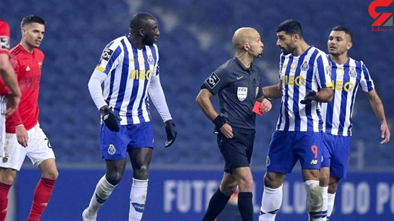 Mehdi Taremi Apologizes to Porto Fans