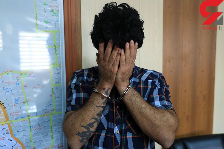 دستگیری قاچاقچی گراس در ابهر