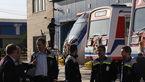 تصادف مرگبار قطار مترو با کارگر ایستگاه چیتگر