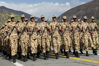۵۴ سرباز در ایران به کرونا مبتلا شدند