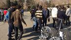 فیلم زورگیری های خشن در تهران که صبح امروز عوامل آن درعملیات  پلیسی دستگیر شدند+عکس