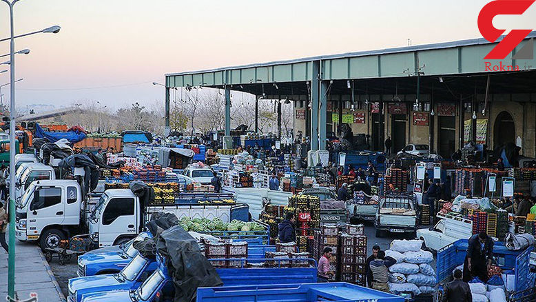 قیمت صیفیجات در میادین میوه و ترهبار کاهش یافت