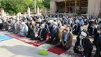 نماز عید سعید فطر در هشترود اقامه شد