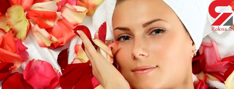 شادابی پوست در پاییز با مصرف گلاب