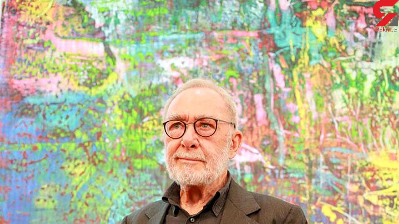 این نقاش آلمانی را بیشتر بشناسید + آثار هنری