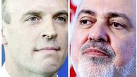 Iranian, British top diplomats hold phone talk