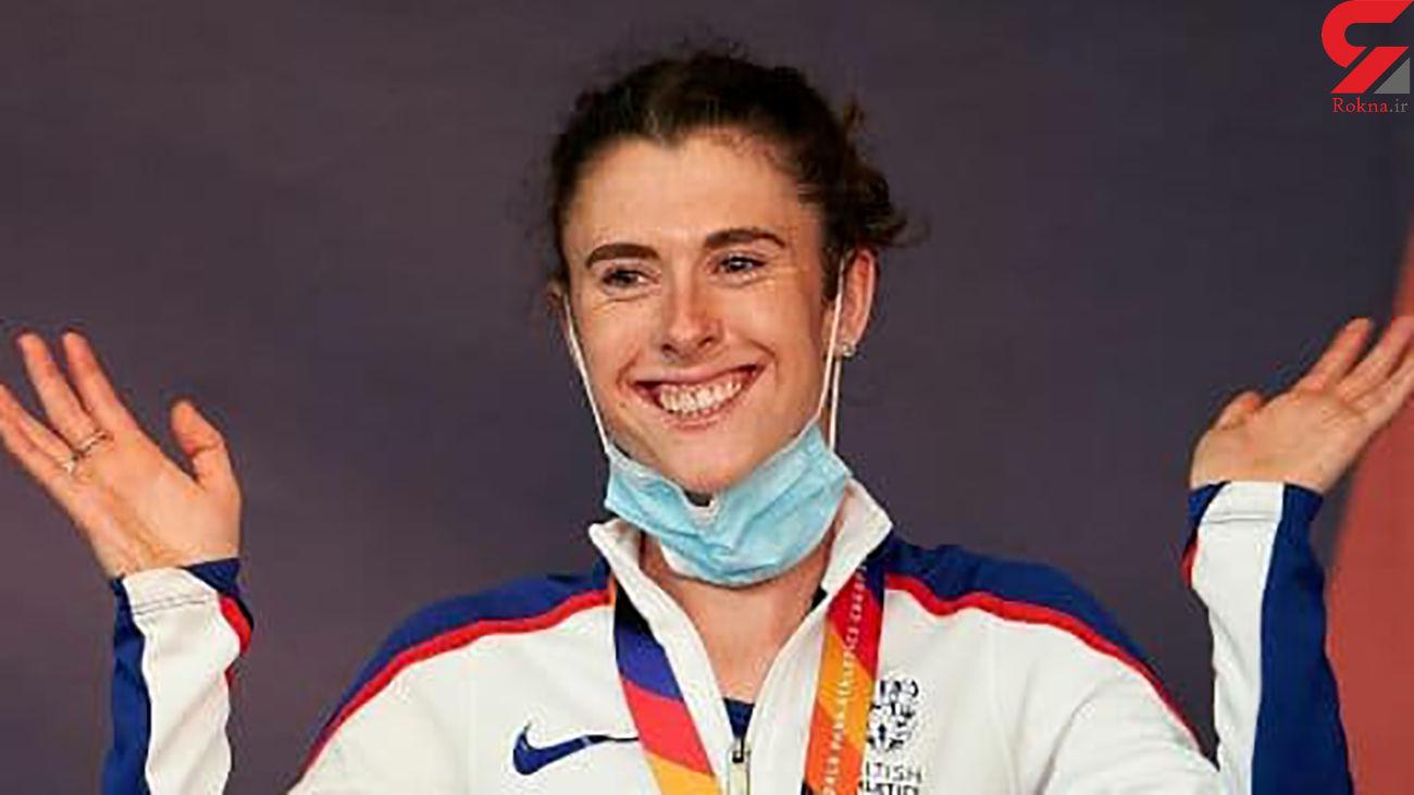 این زن  پارالمپیک را به هم ریخت + عکس