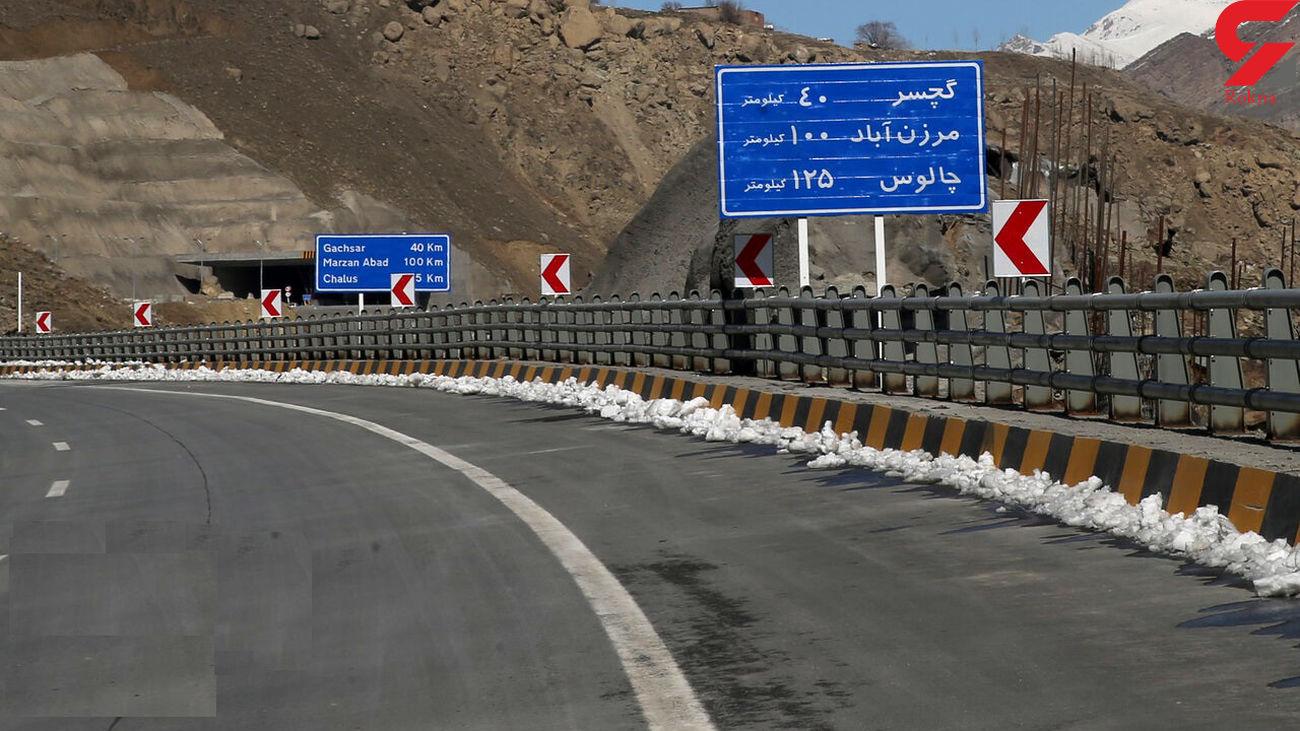 زمان پایان ساخت آزادراه تهران - شمال اعلام شد