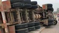 ۱۴ فوتی و مصدوم در تصادف کامیون با اتوبوس در گلستان