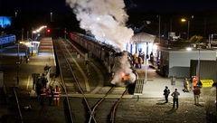 فاجعه مرگبار در حادثه قطار + عکس