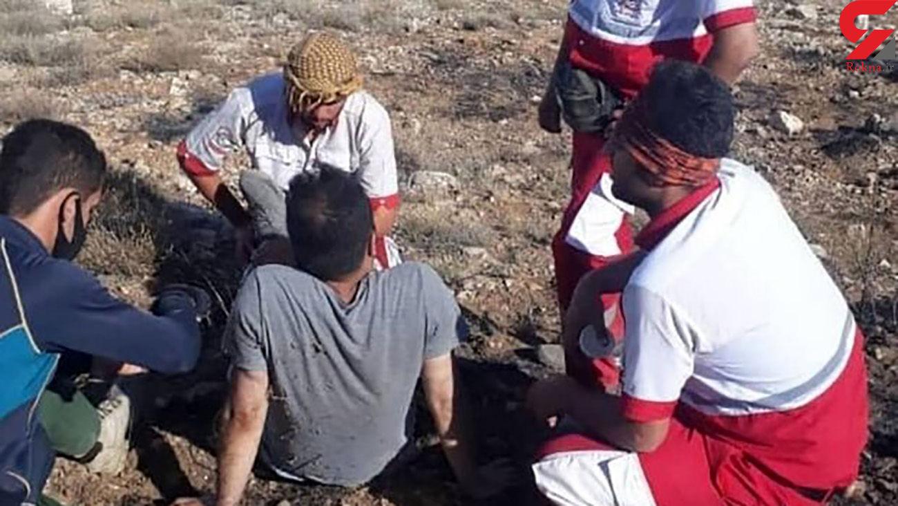 حادثه وحشتناک برای 6 خبرنگار گلستانی / آنها سوختند