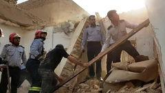 فوری / انفجار مهیب در جنوب تهران + عکس
