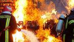 جزئیات انفجار در کارگاه شارژ گاز مایع +تصاویر