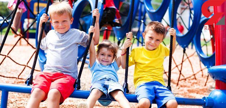خطر سوختگی کودکان در محوطههای سر باز بازی