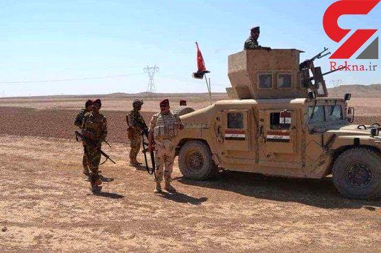 کشف سه تونل و یک  پهپاد «داعش» در موصل+عکس