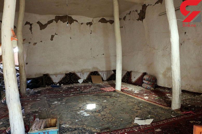 اولین تصاویر از زلزله شدید شیراز + فیلم و عکس