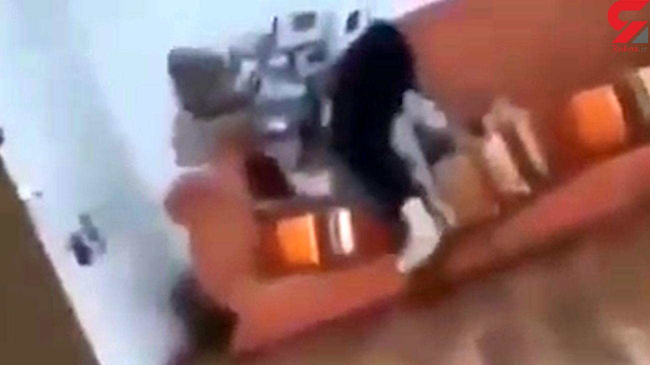 فیلم کتک زدن دختربچه توسط مادرش / سرهنگ پاشایی تشریح کرد + جزییات