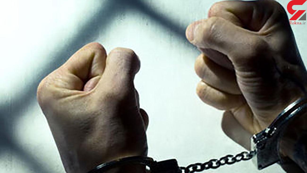 دستگیری سارقان حرفه ای در یزد