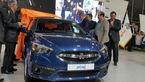 اولین تصاویر از خودروی جدید سایپا/ رهام بزودی وارد بازار می شود