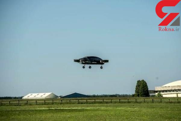 پرواز موفقیت آمیز نخستین تاکسی هوایی