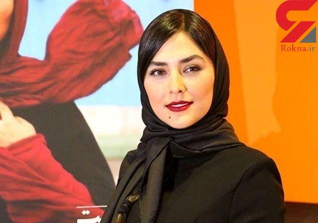 آخرین عکس از خانم بازیگر ایرانی که مدلینگ شده است! + متن پست