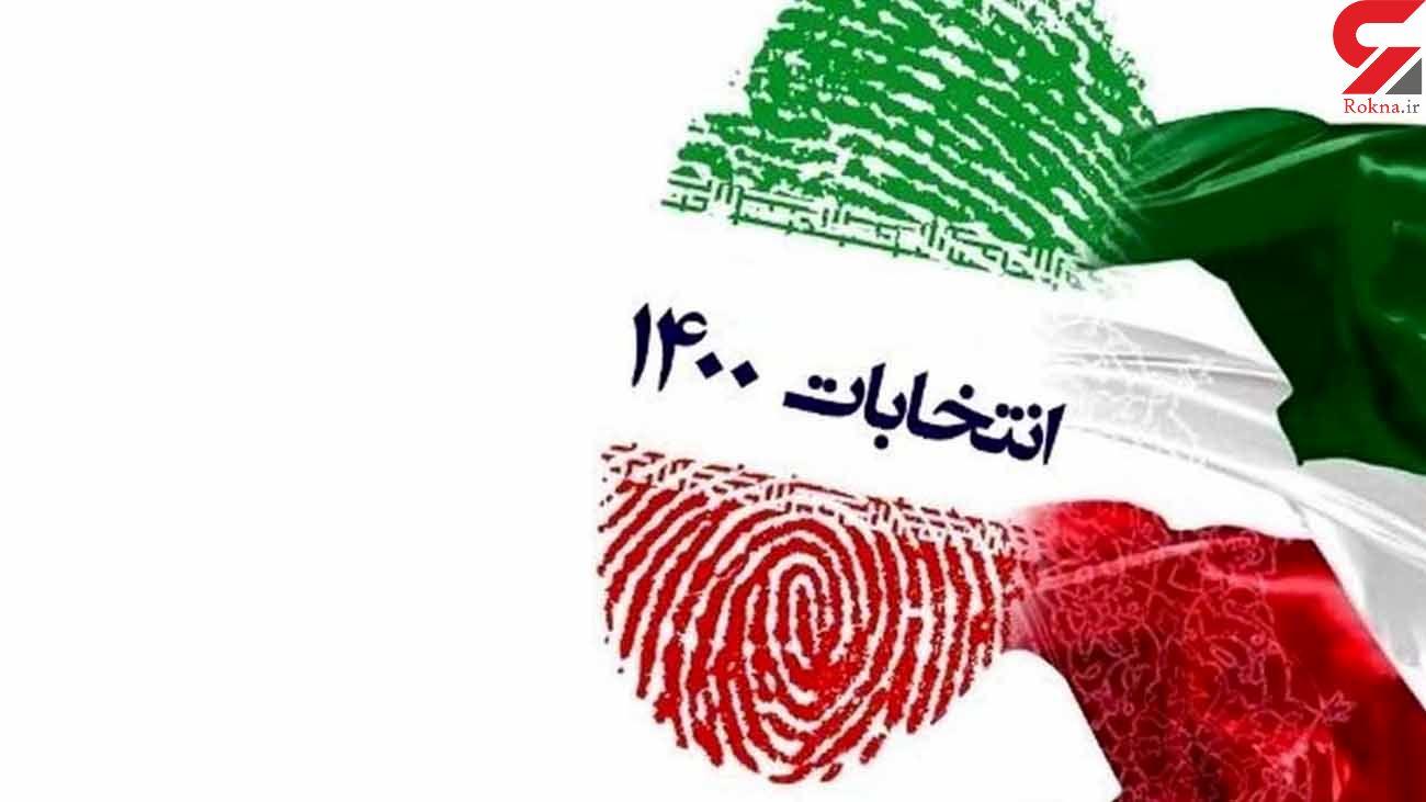 بوسه پیرزن تبریزی بر دست سرباز حوزه رایگیری + فیلم