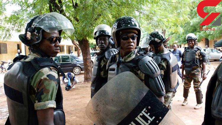 ۹۵ کشته در حمله به روستایی در مالی