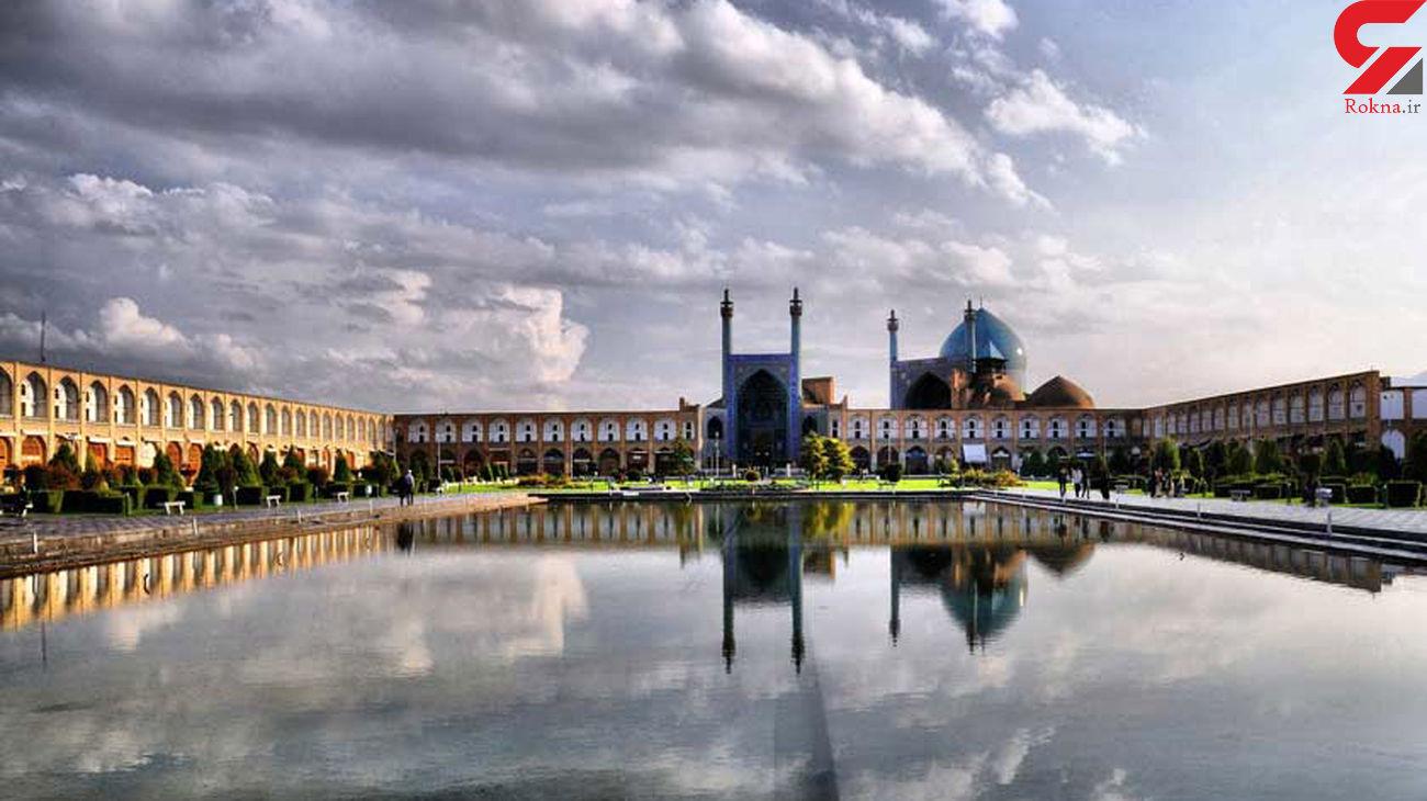 آفتاب اصفهان خطرناک شده، اصفهانی ها آفتاب نگیرند