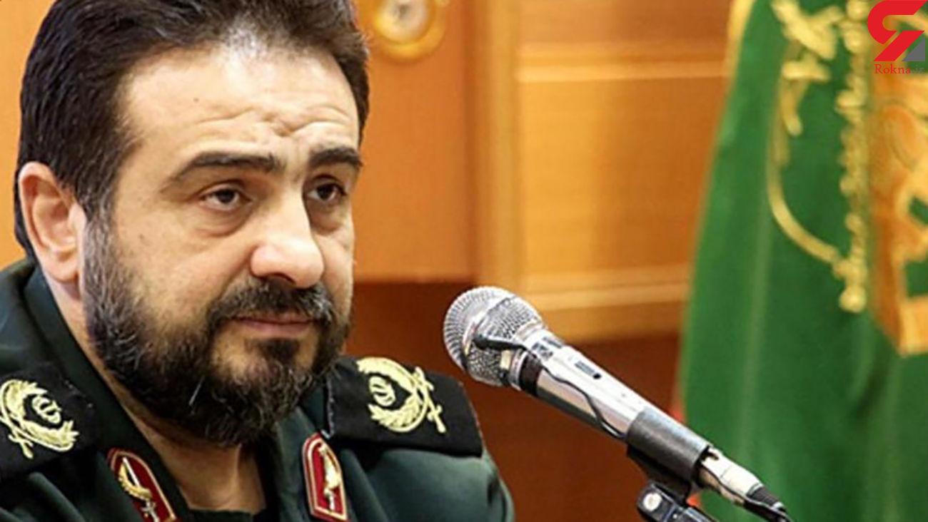 سردار خدادی به شهادت رسید + عکس