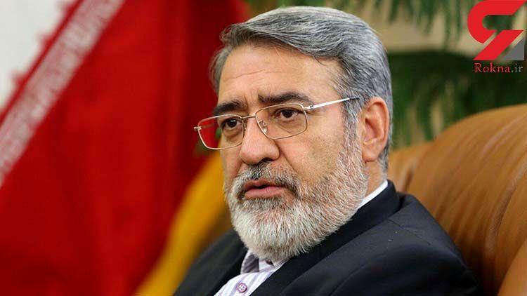 وزیر کشور: هیچ گونه دخالتی در امنیت عراق نداشتیم