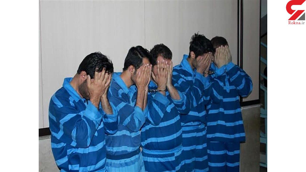 پایان وحشت آشوبگران در شهرک اندیشه / 11 نفر بازداشت شدند