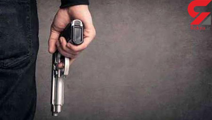 قتل با شلیک گلوله در حاشیه شهر دزفول