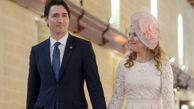 همسر نخست وزیر کانادا کرونایی شد + عکس