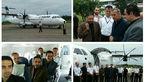 نخستین پرواز ایران ایر بعد از ۲۲ سال از تهران به نوشهر