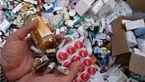 کشف قرص غیر مجاز و موادر مخدر در رشتخوار