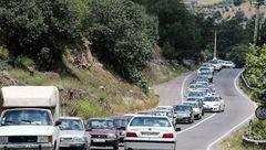 پلیس محدودیت های ترافیکی پایان هفته جاده های شمال را اعلام کرد