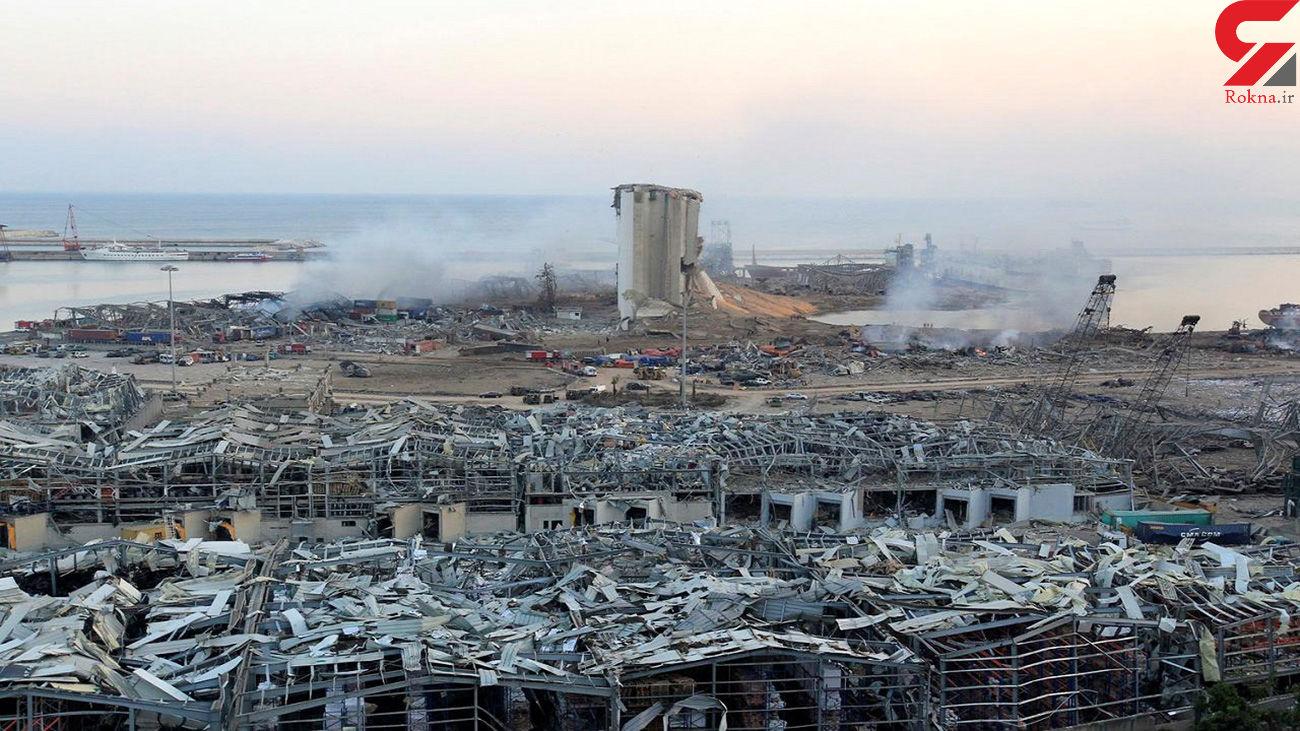 سرنوشت عجیب نیترات آمونیوم در انفجار بیروت / محموله ای که توقیف شده بود! + جزییات