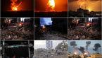 حمله وحشیانه رژیم صهیونیستی به خانه فلسطینی ها + فیلم