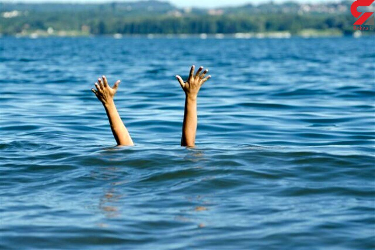 غرق شدن مرد ۳۷ساله در استخر کشاورزی