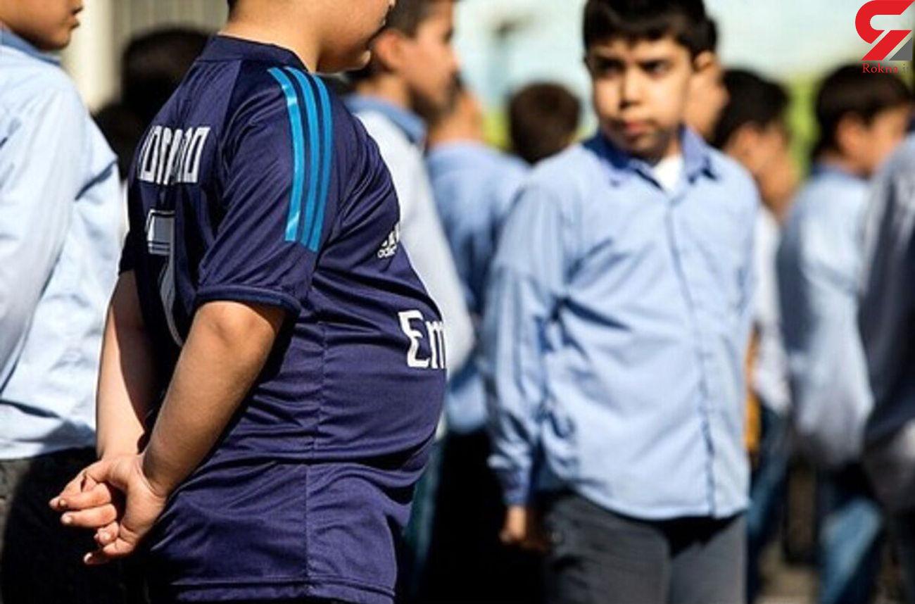 حدود ۱۸ درصد دانش آموزان هرمزگان اضافه وزن دارند