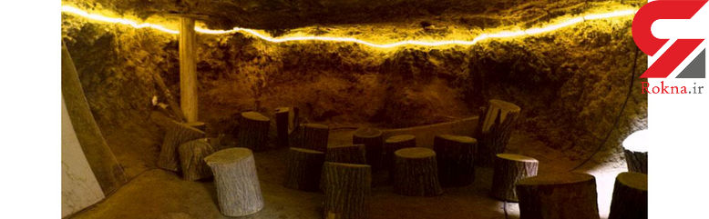 غار نیاسر، غاری مصنوعی و دست ساز +تصاویر