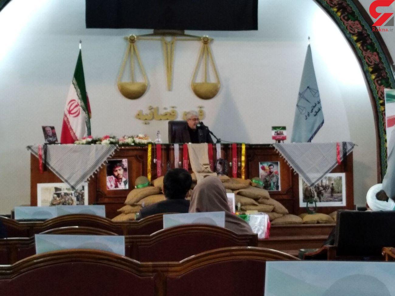 معاون دادستان کل کشور:سکوت در برابر نقض حقوق کودکان فلسطینی «گناه» و «جرم» است