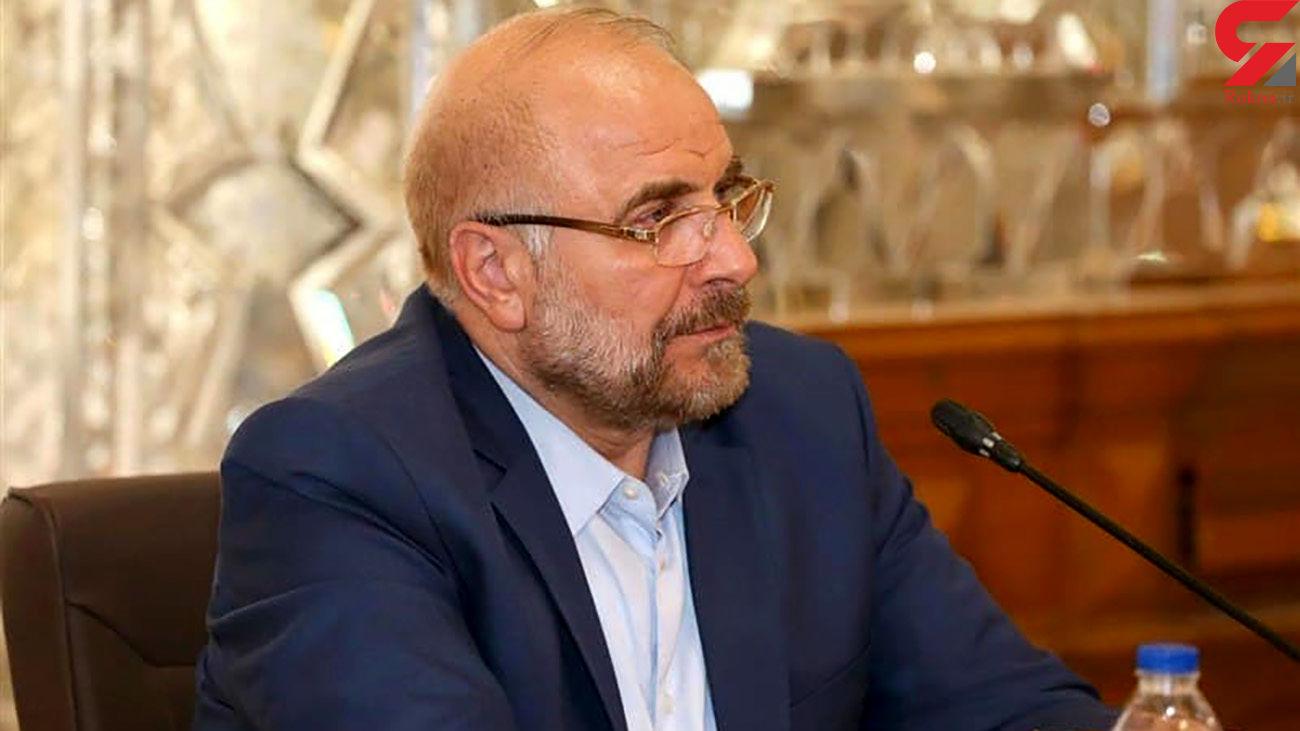 قالیباف : سردار حجازی یکتنه دژی مستحکم در دفاع از مظلومان بود
