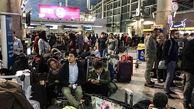 آخرین وضعیت پروازها در فرودگاه مهرآباد و امام خمینی (ره)