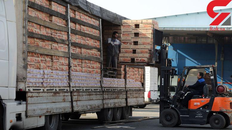 3 بندر ایران آماده صادرات میوه و غذا به قطر از هفته آینده