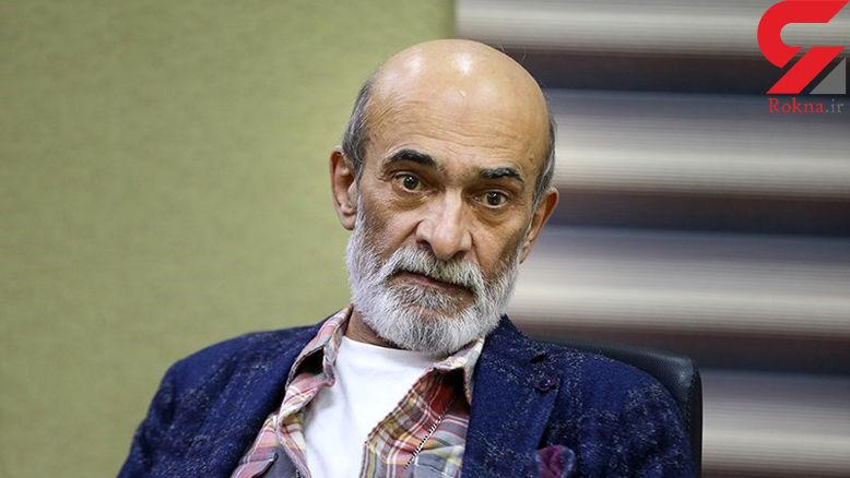 کارگردان معروف ایرانی در بیمارستان بستری شد