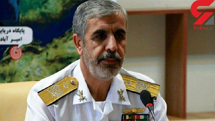 امیر موسوی: ۶۷ روزه پرونده نیروی دریایی رژیم بعث را بستیم